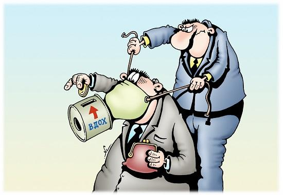 Карикатуры про коронавирус и маски