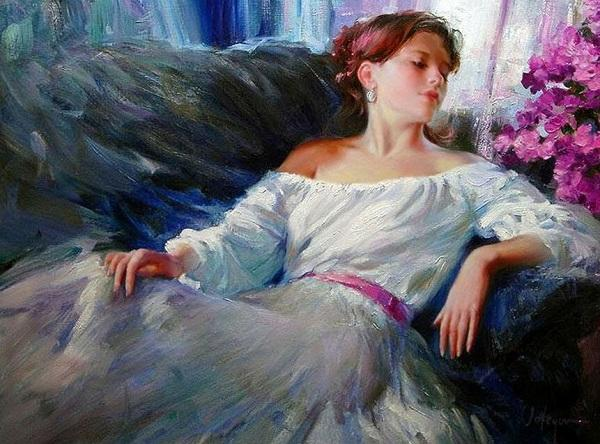 красивые стихи о женской красоте