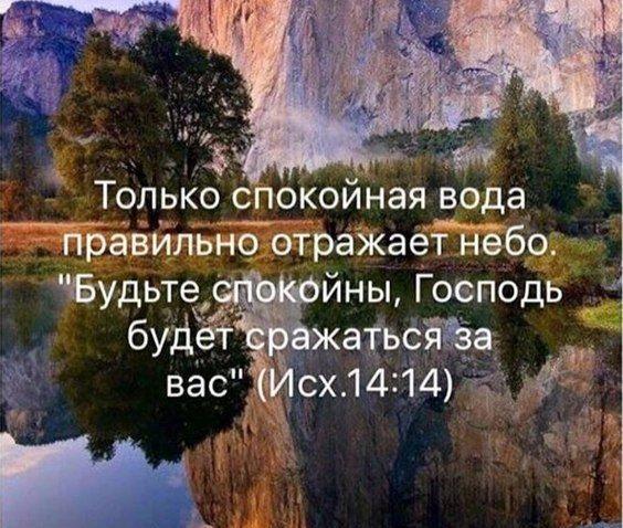 Мудрые цитаты из Библии