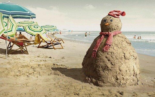 самые смешные картинки про лето