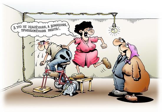 шикарная подборка смешных карикатур