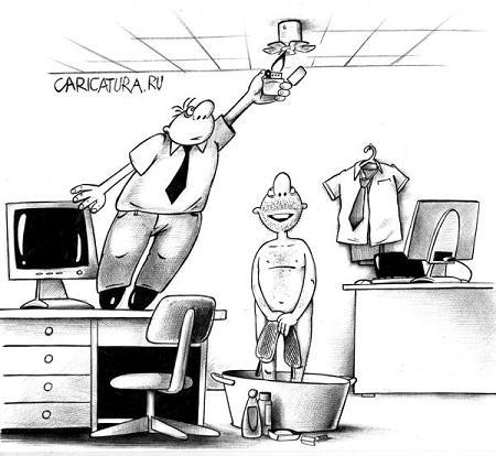 Смешные карикатуры – картинки про жизнь