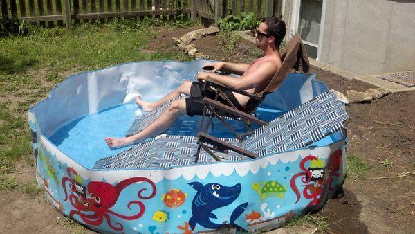 смешные картинки про лето