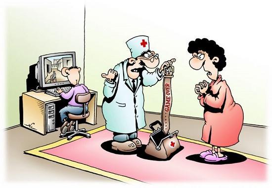 свежая смешная карикатура