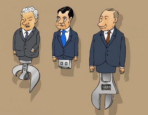 Read more about the article Веселые карикатуры про политиков
