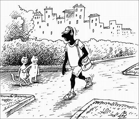 жизненная карикатура картинка
