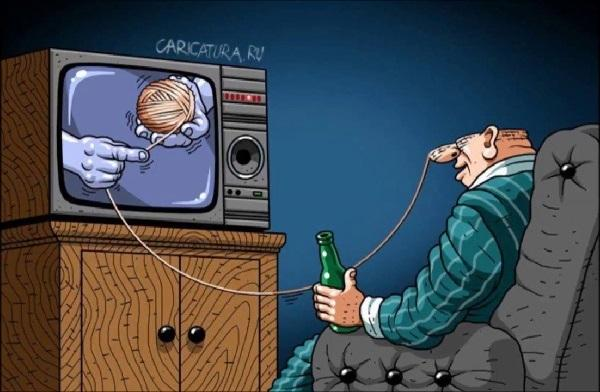 хорошая подборка смешных карикатур