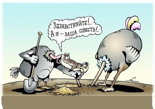 классная подборка очень смешных карикатур