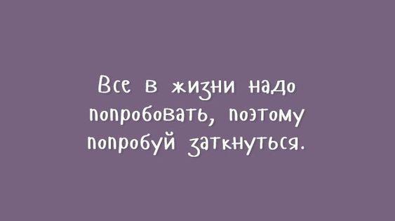 Шуточные цитаты