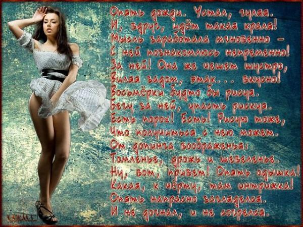 Read more about the article Шуточные стихи про женщин