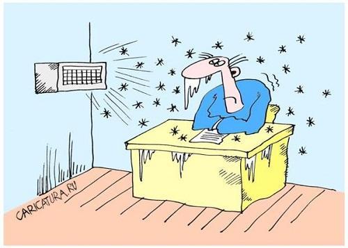 Смешные картинки и карикатуры про технику