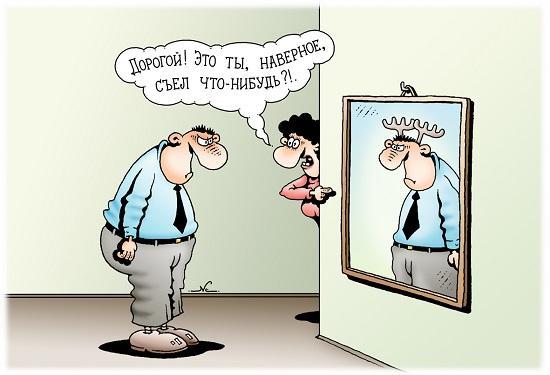 Свежая подборка смешных до слез карикатур