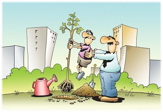Read more about the article Свежайшие смешные карикатуры