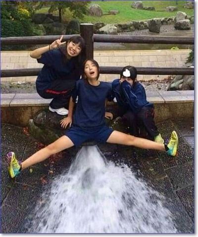 Фото приколов с девушками