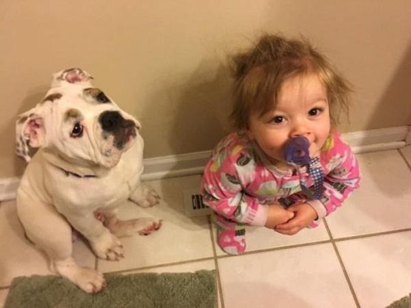 Прикольные дети на фото