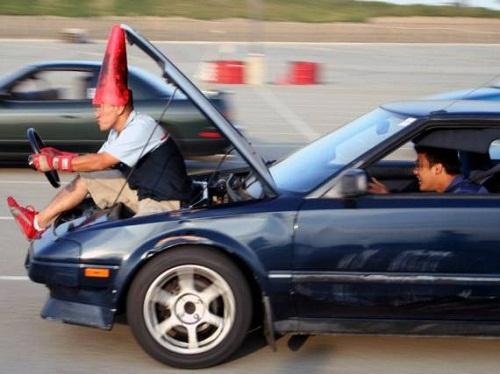 Прикольные фото с водителями