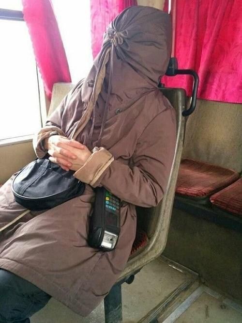 приколы в общественном транспорте
