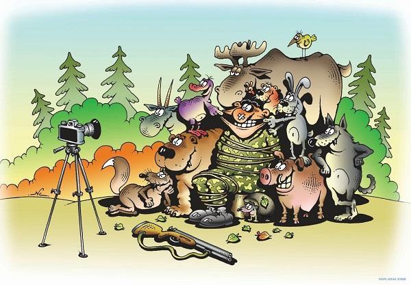 самые смешные до слез анекдоты про животных