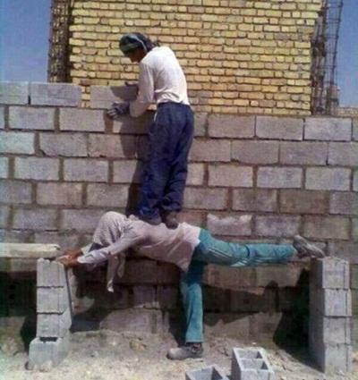 Веселое строительство