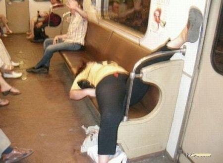 Пьяные девушки