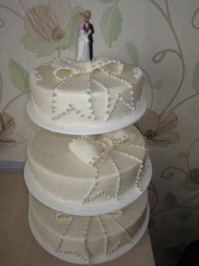 Забавные торты на свадьбу