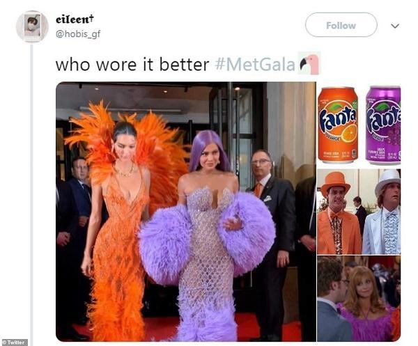 Мемы на один показ моды