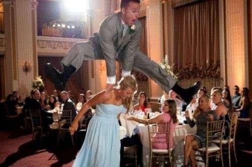 Смешная свадьба