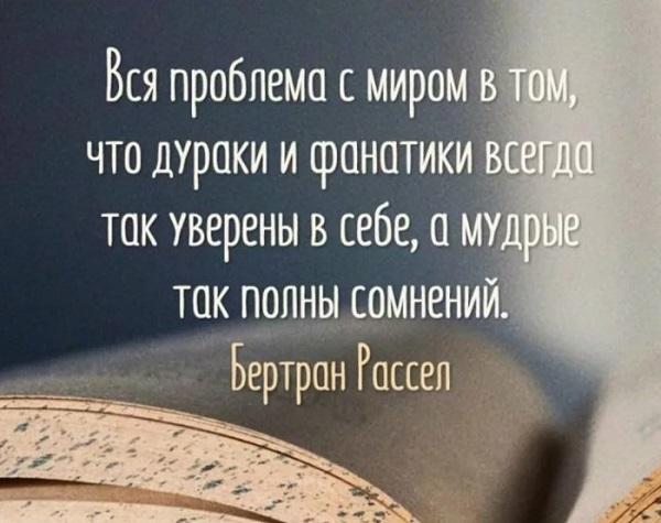 Read more about the article Короткие умные цитаты