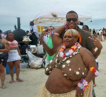 Пляжные фото приколы