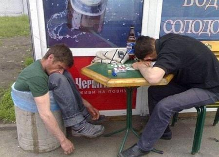 Смешные фото с пьяными