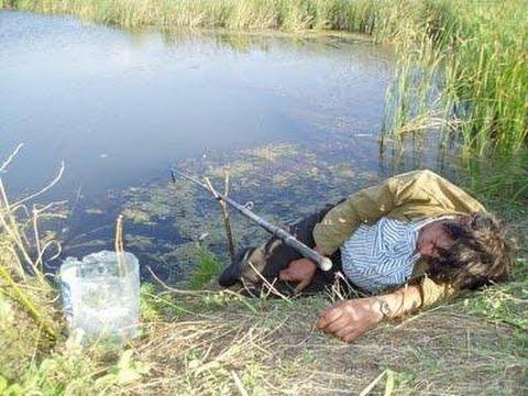 Веселая рыбалка на фото