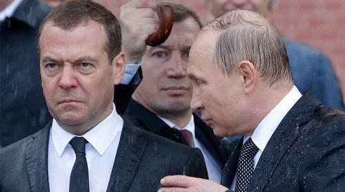 Незабвенный Дмитрий Анатольевич Медведев