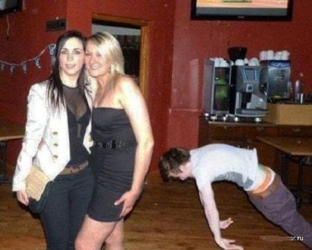 Смешные пьяные на фото