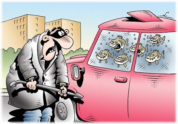 Read more about the article Смешные анекдоты про автомобили