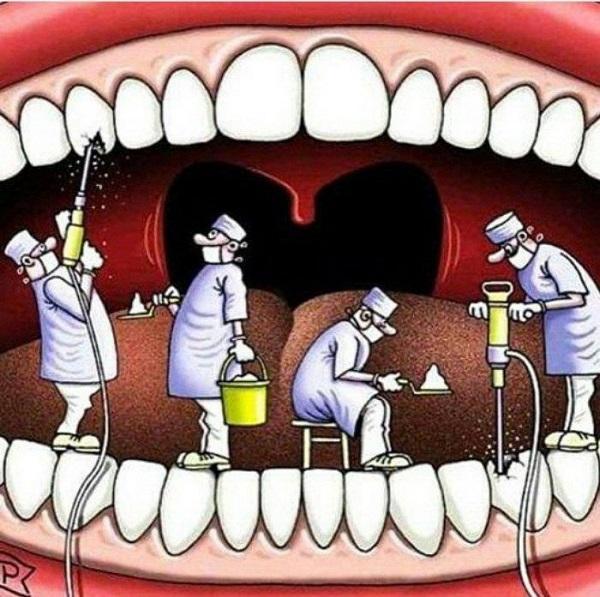 Прикольные статусы стоматологов
