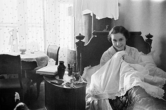 балерина Ольга Лепешинская