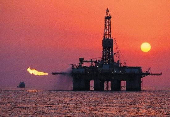 добыча газа и нефти в азовском море