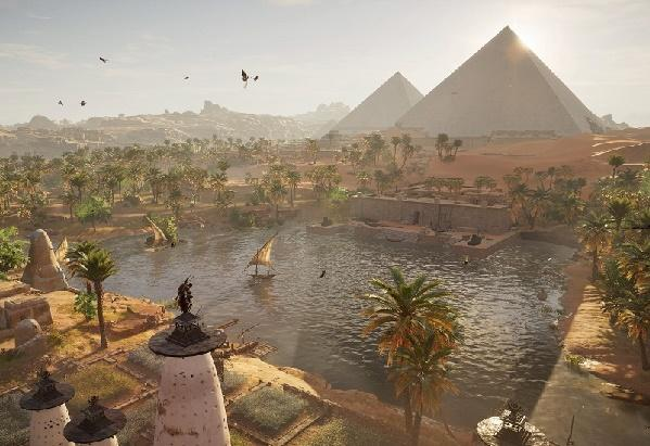 Read more about the article Интересные факты о Древнем Египте