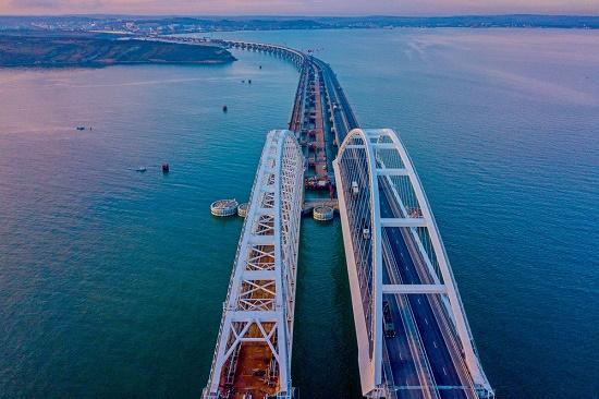 Read more about the article Интересные факты про Крымский мост