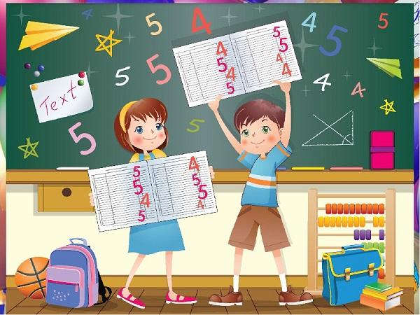 Короткие частушки про школу и класс