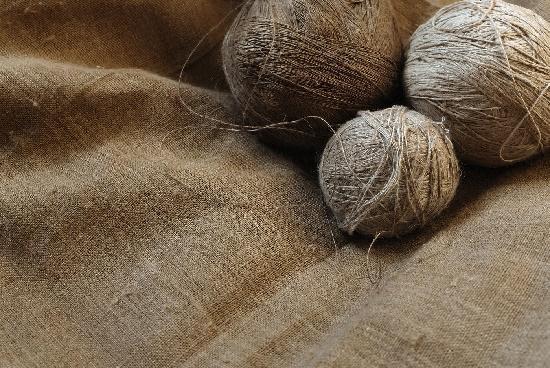 ткань из крапивы
