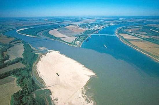 землетрясение на реке Миссисипи