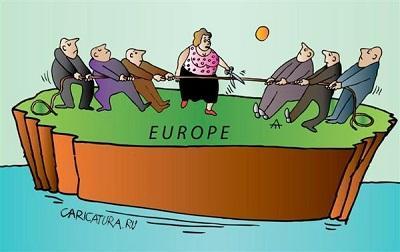 Смешные карикатуры про разных людей