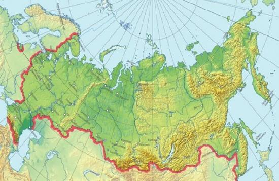 Read more about the article Интересные факты о границах России