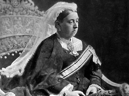 королева виктория ела пироги