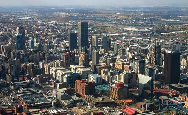 мегаполисы африки