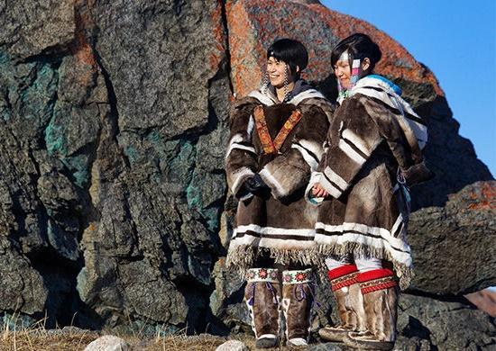 обмен женами у эскимосов