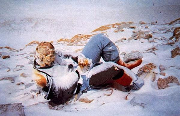 трупы альпинистов на эвересте