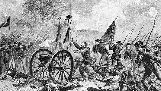 война в сша 19 века