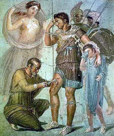 врач в римской империи